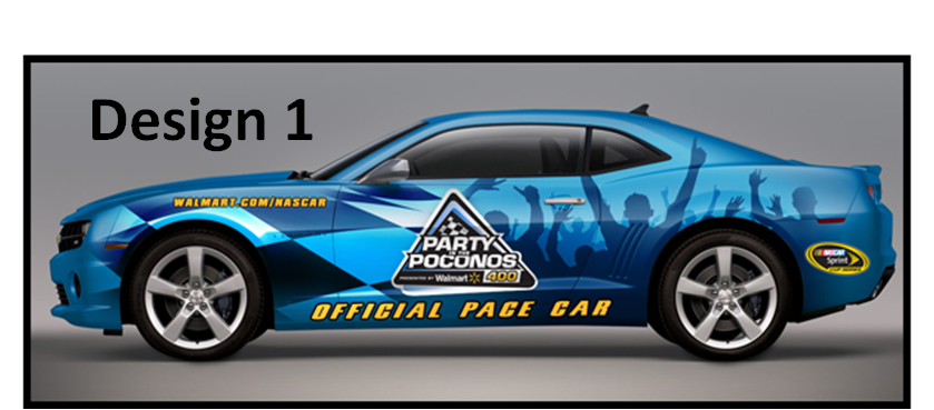 pace car 1